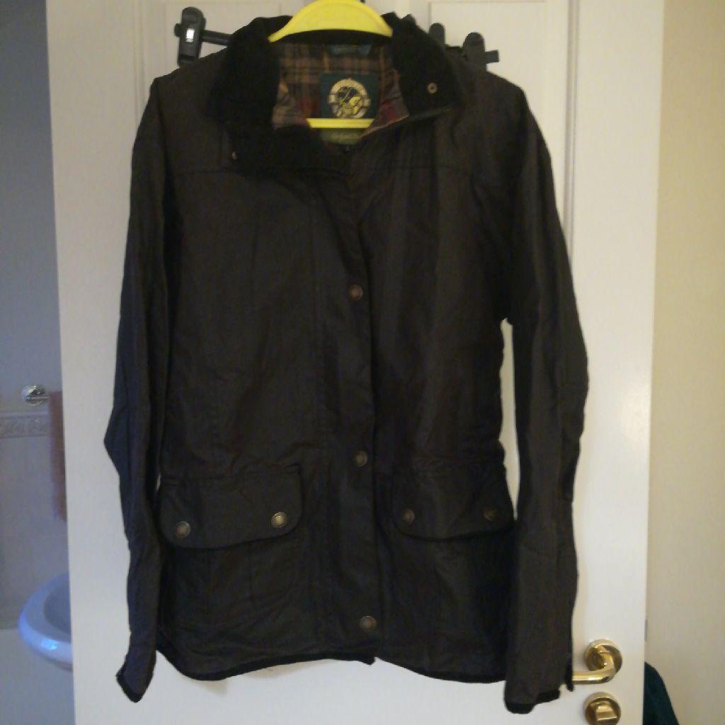 Ladies Wax Jacket