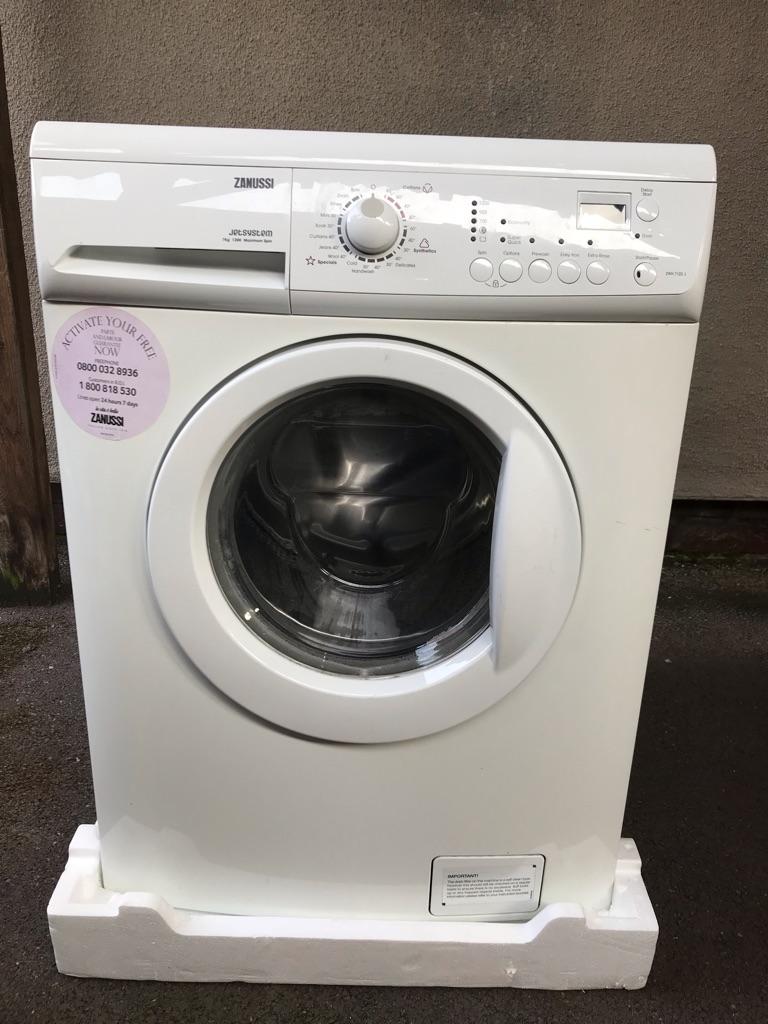 ZANUSSI washing machine avail. in St Werbs, BS2