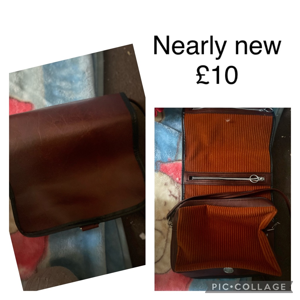 Bag nearly new