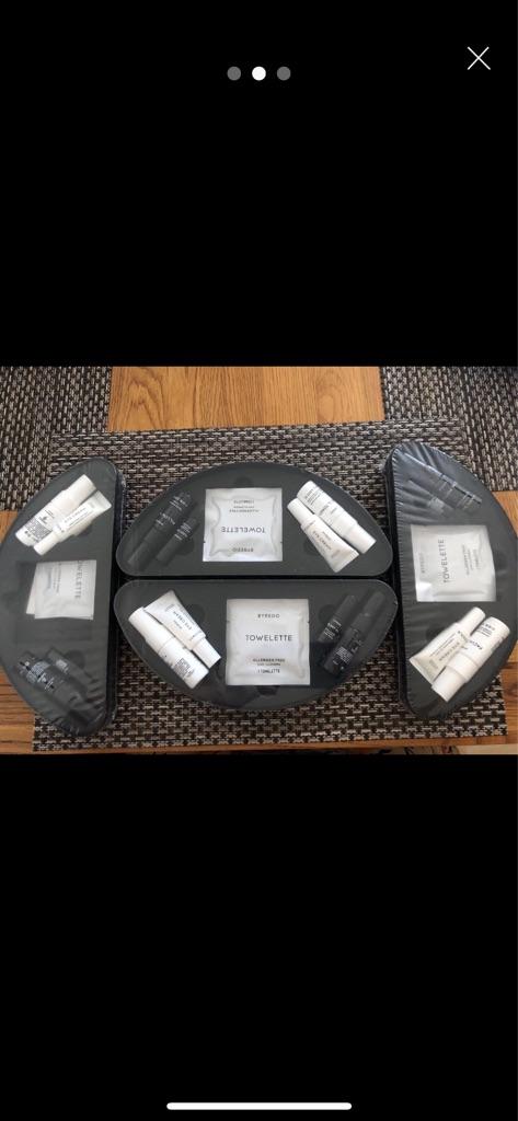 NEW BYREDO Sleep Well Kits (x6)