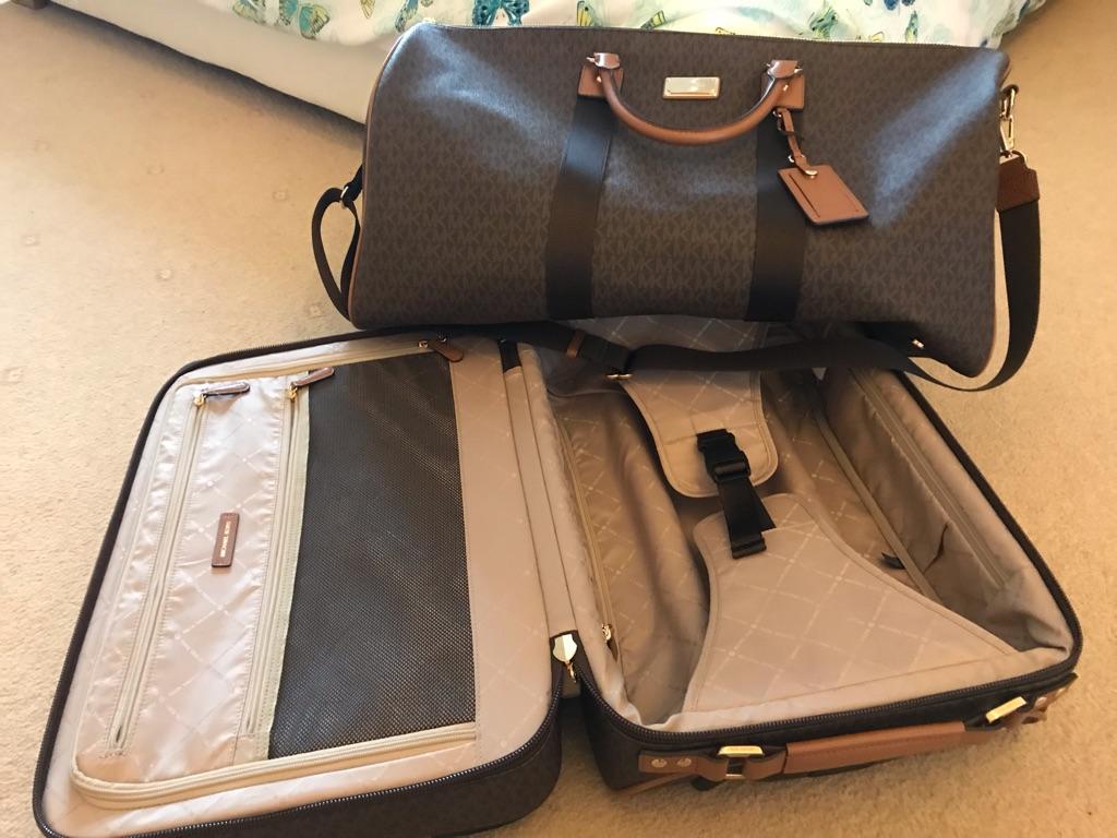 Genuine Michael kors luggage