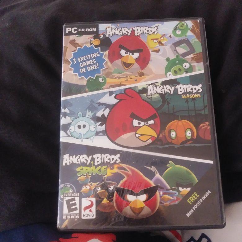 Angry birds for pc 3 game collection