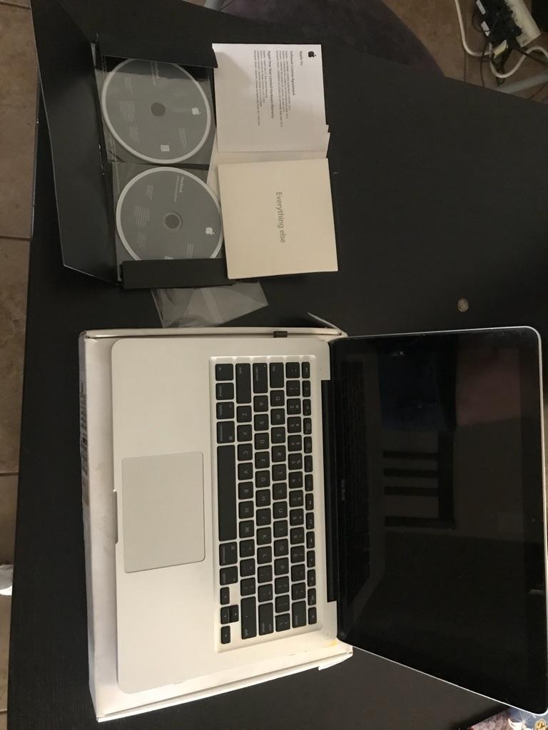 MacBook 13 inch A1278