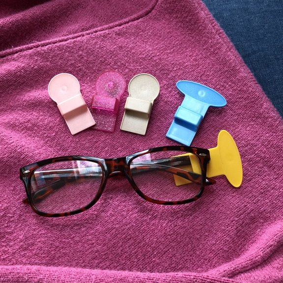 Glasses holders