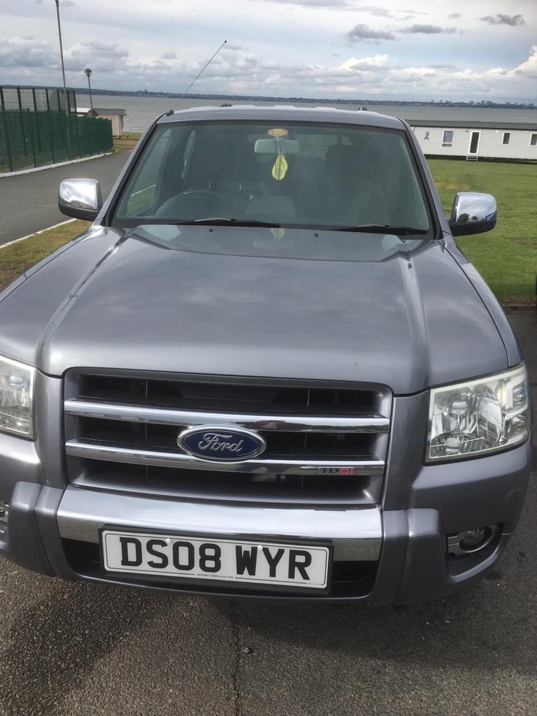 Ford ranger diesel 140000 miles on clock