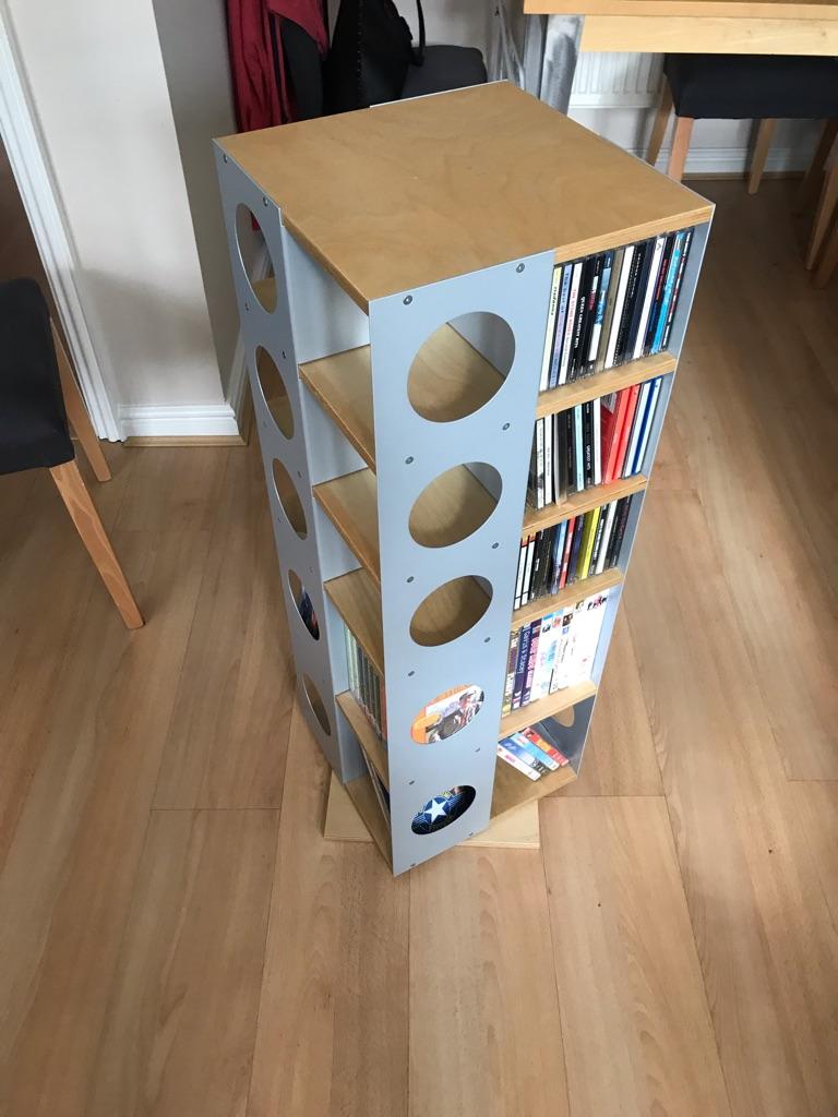 CD & DVD Storage unit