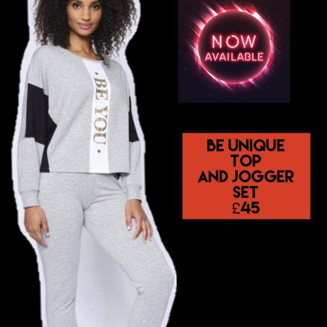 Be unique tracksuit from ann summers