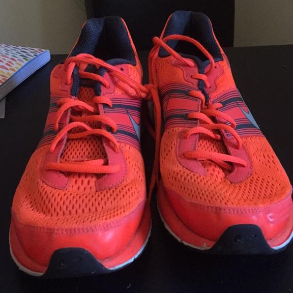 Nike Pegasus zoom running trainers size 9