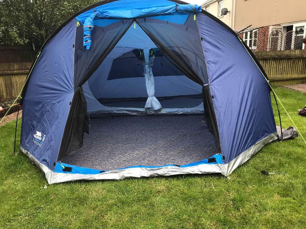Trespass Torrisdale 6 man tent
