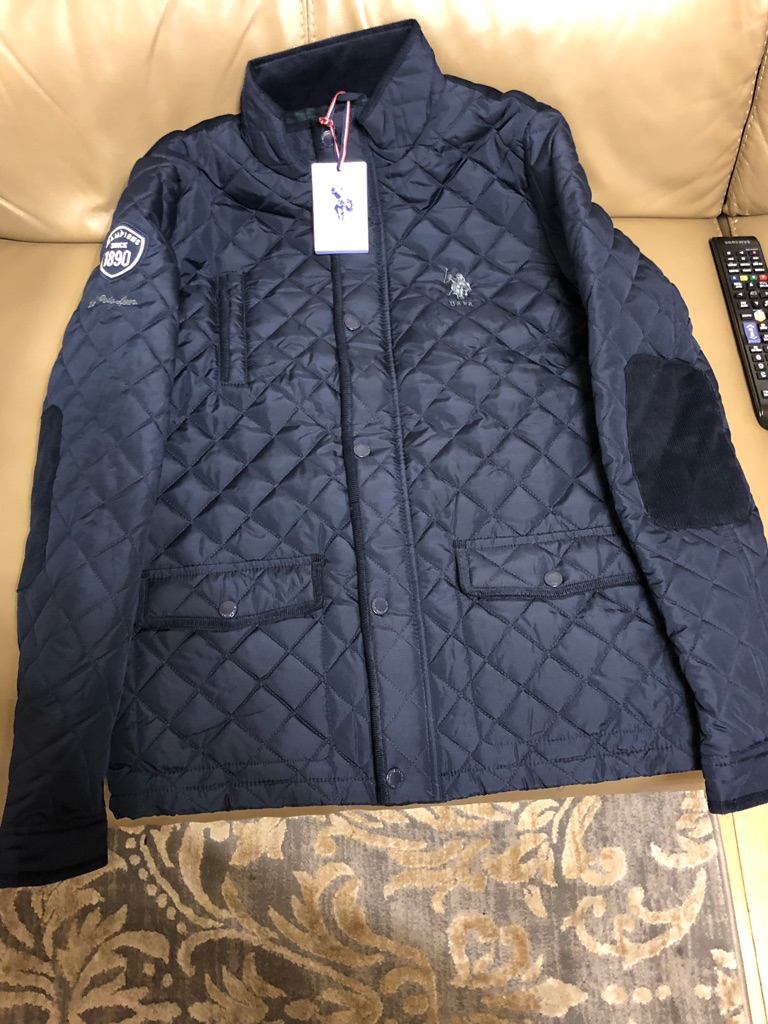 Us polo assn jacket 14/15 years