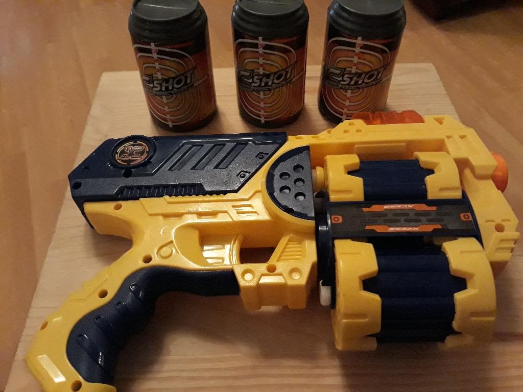Nerf Excess Gun