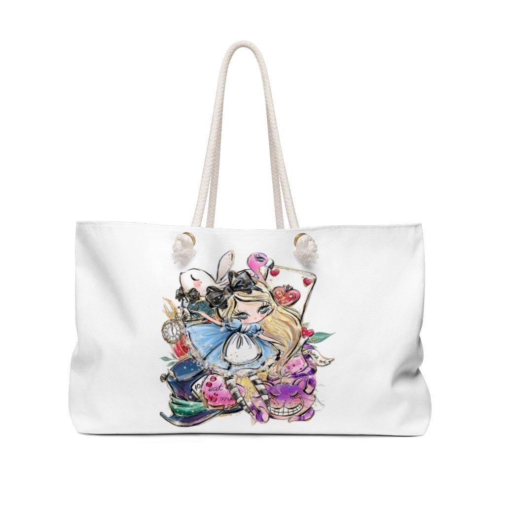 Wonderland Weekender Bag
