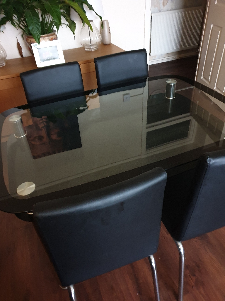 Fining table and chairs