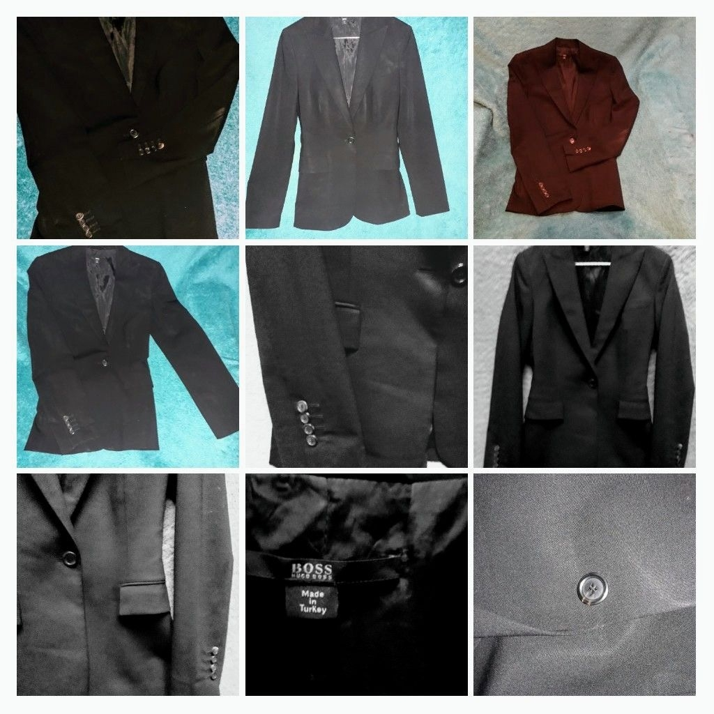 BOSS Woman's Work Suit  Jacket size 8