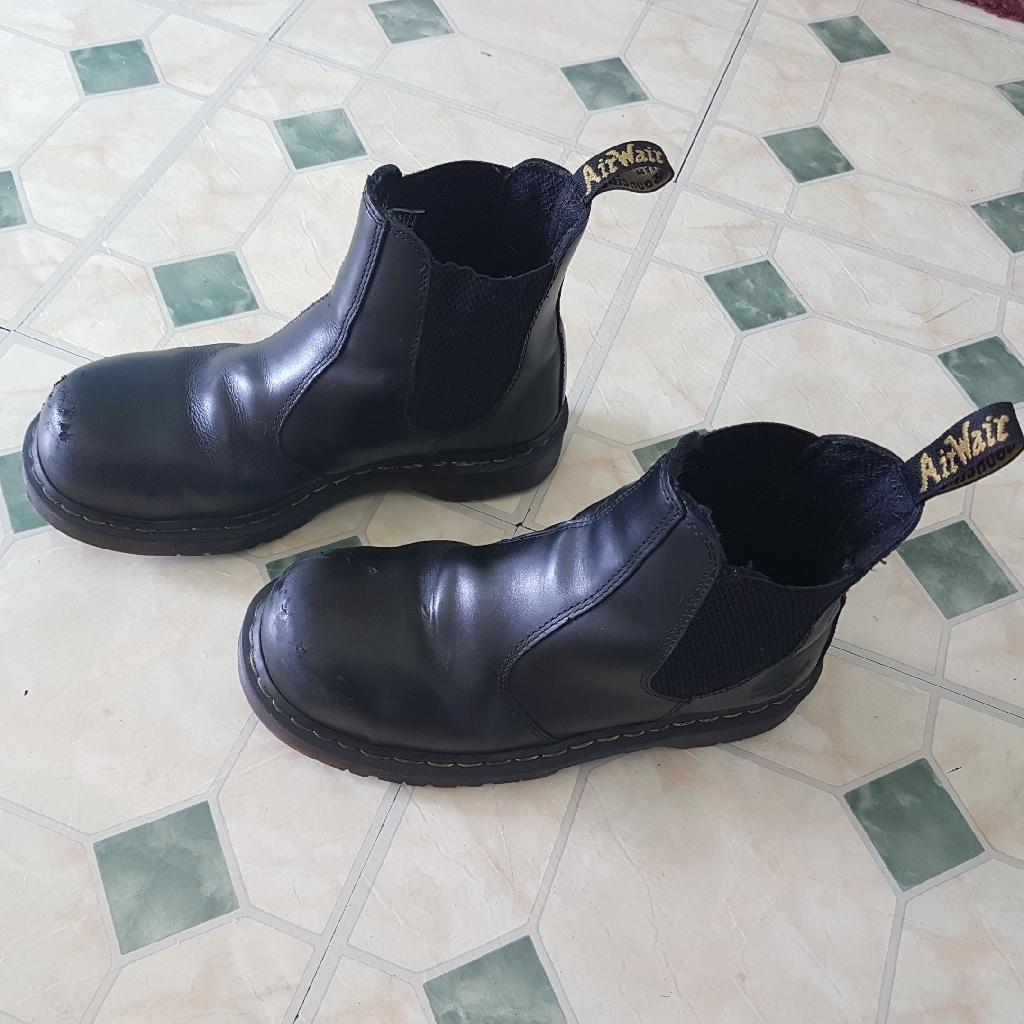 Dr.Martens safety shoes