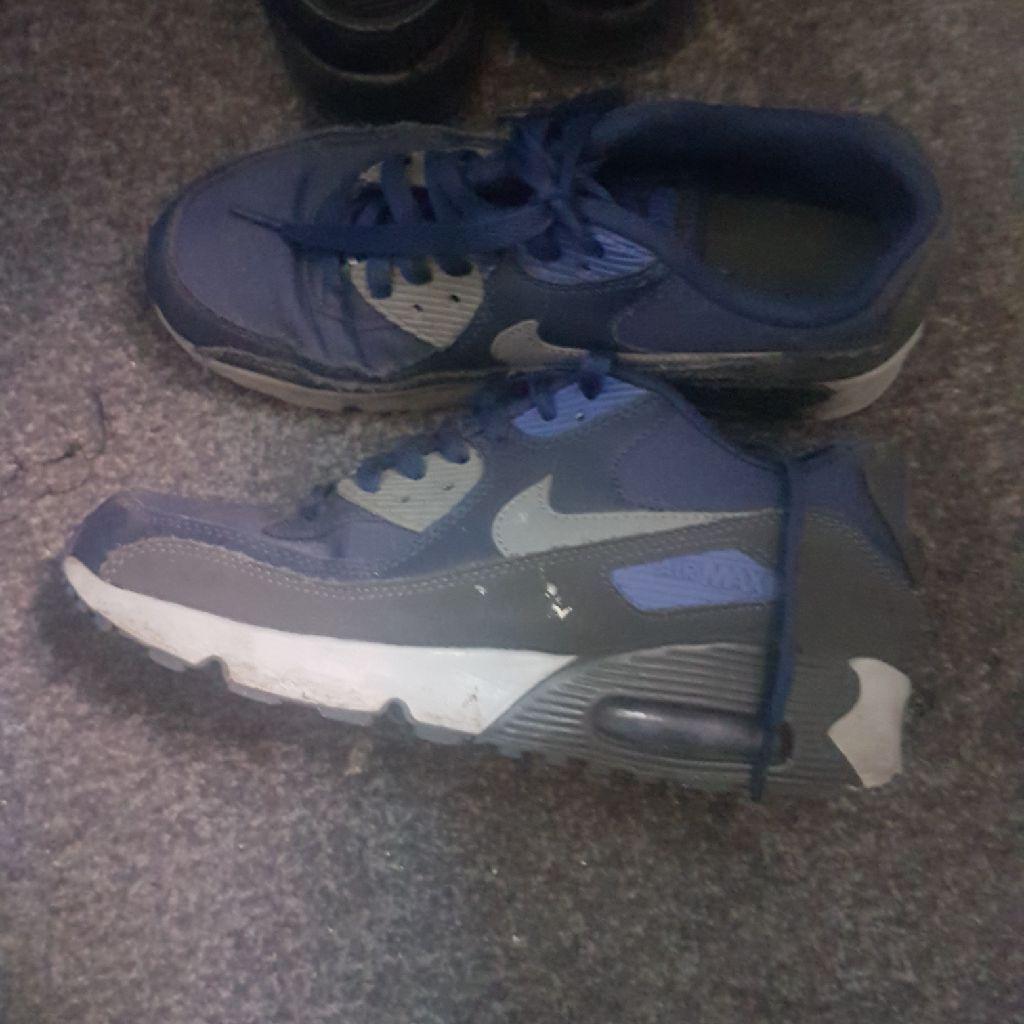 Nike airmax junior size 5.5