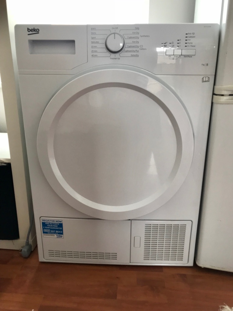 7kg Beko Tumble Dryer