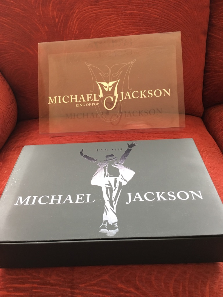 Michael Jackson, King of Pop 1958-2009 ultimate collection