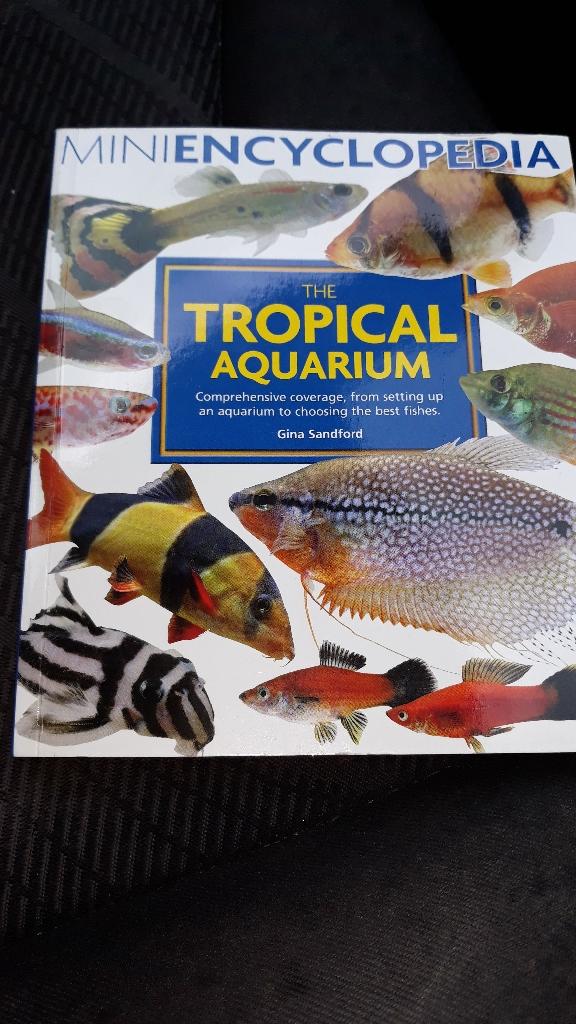 Various fishkeeping books