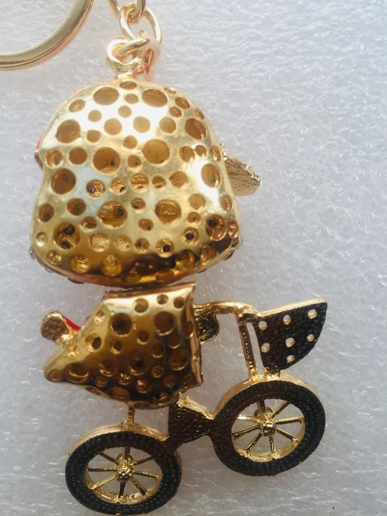 Keys ring holder with bear **** 2