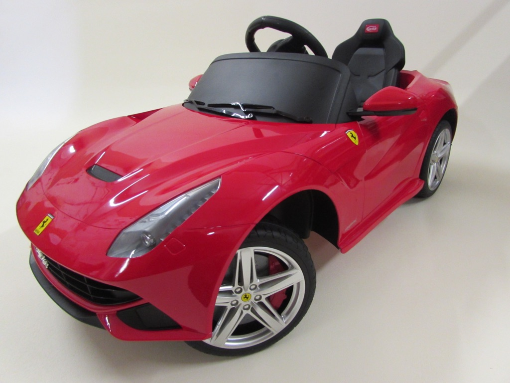 Ferrari F12 berlinetta ride on cars brand new