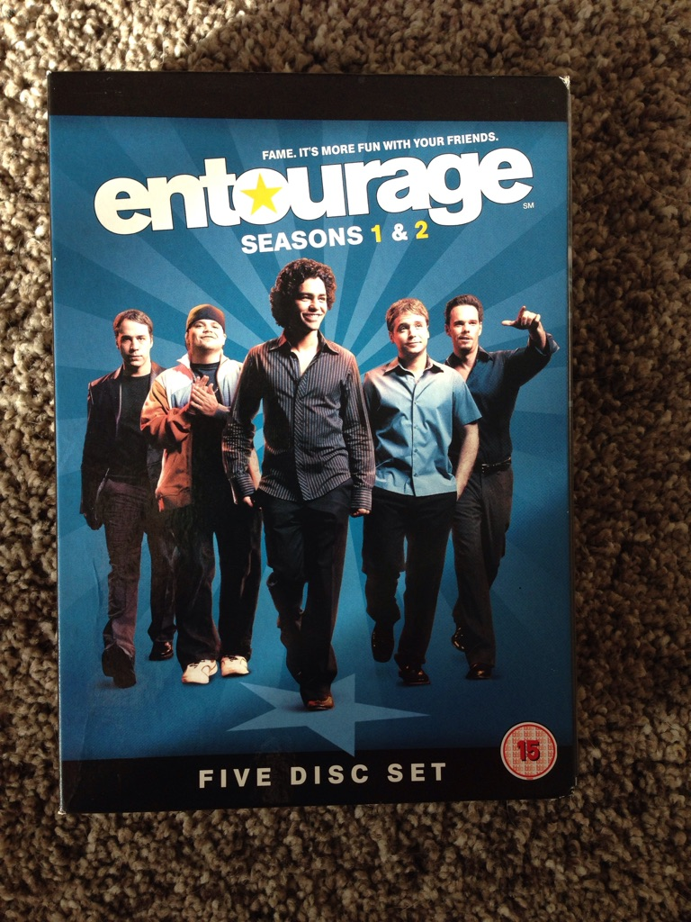 Entourage - Season 1 & 2