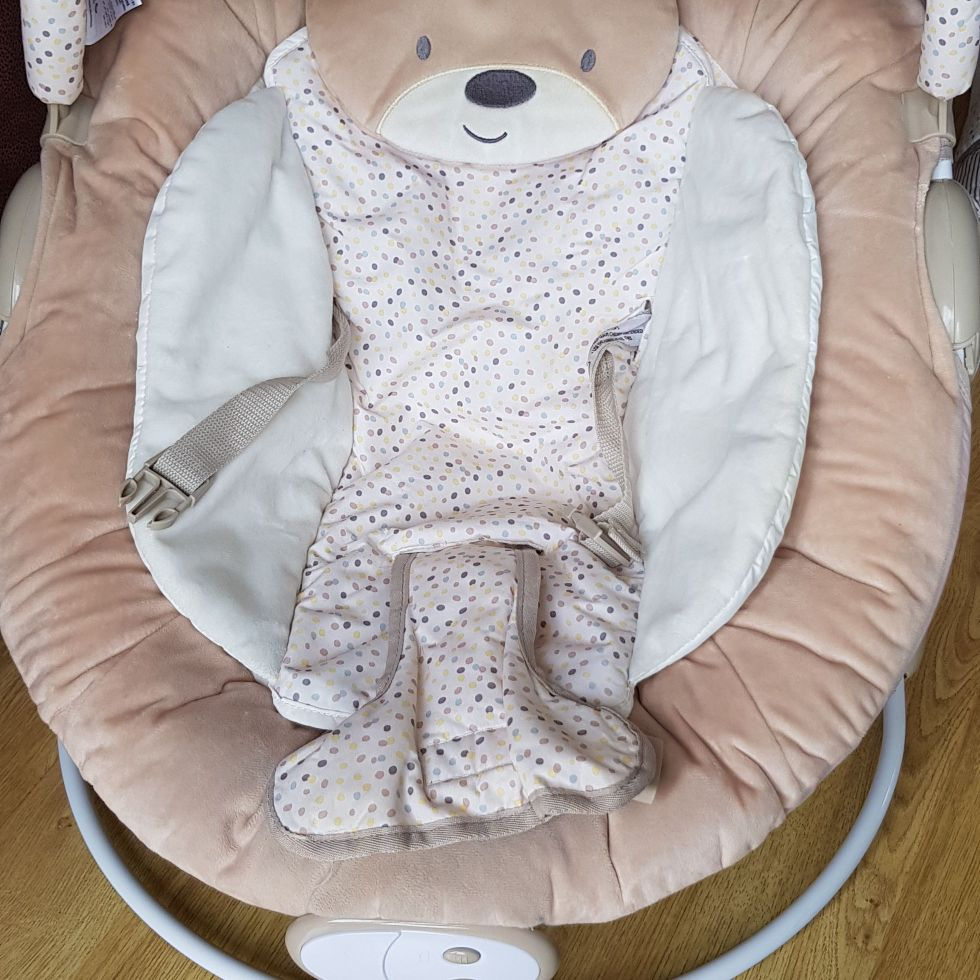 Mother care Teddy's toy box chair
