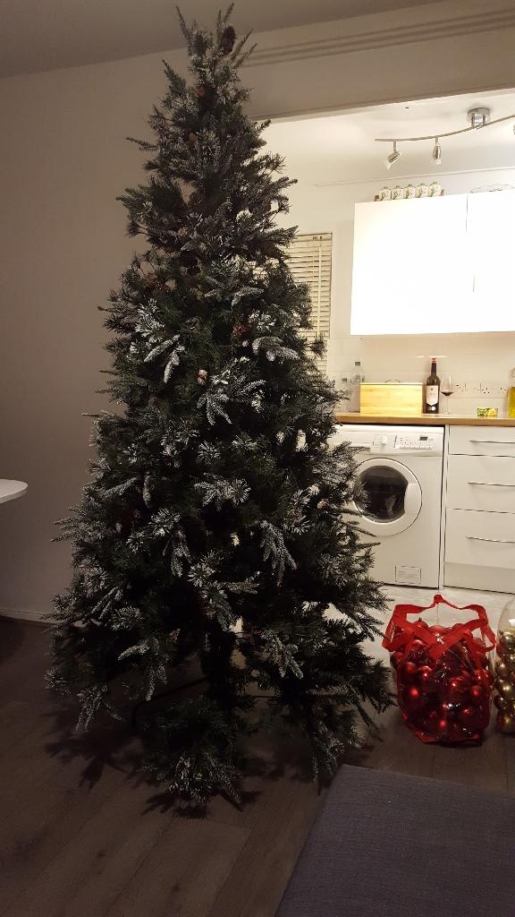 Christmas Tree Used