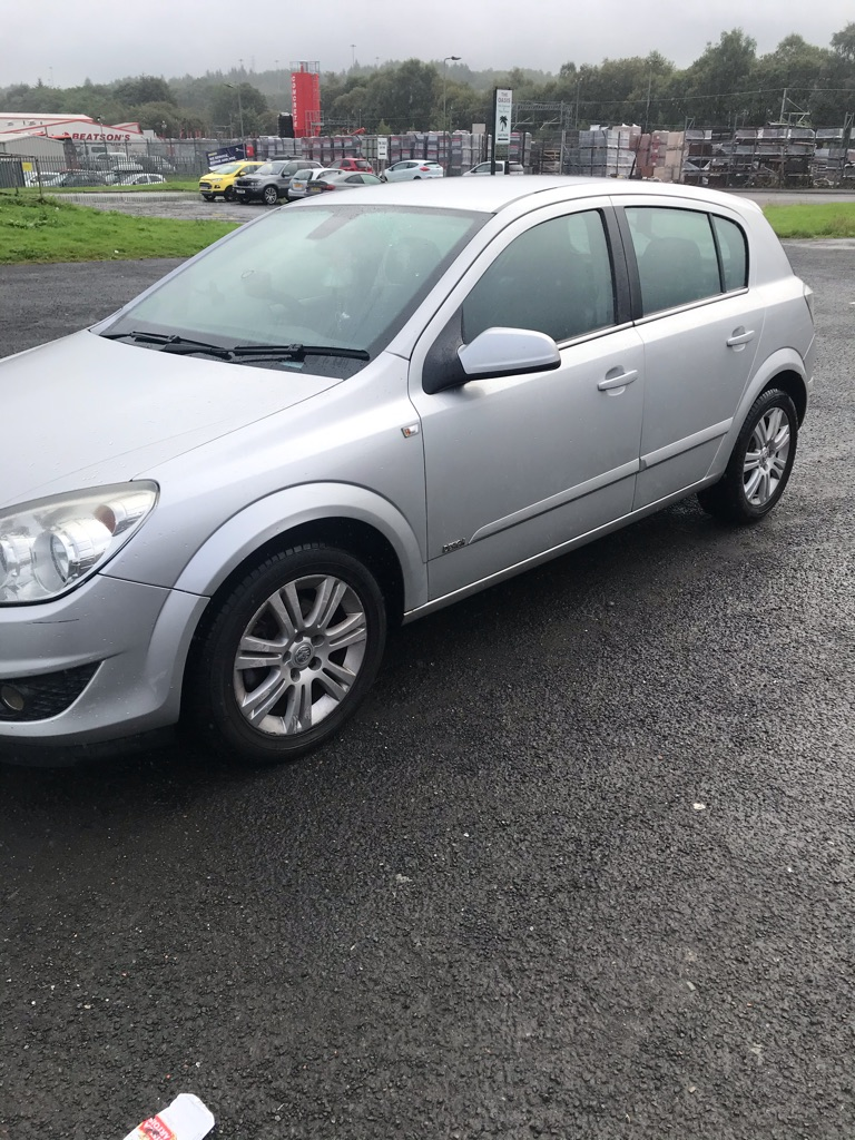 Vauxhall Astra 1.8 petrol swap for car