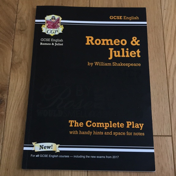 ROMEO AND JULIET COMPLETE PLAY