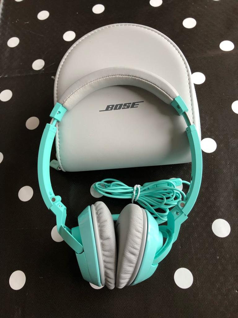 Bose foldable headphones