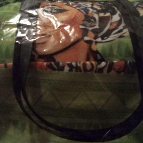 African heritage purse
