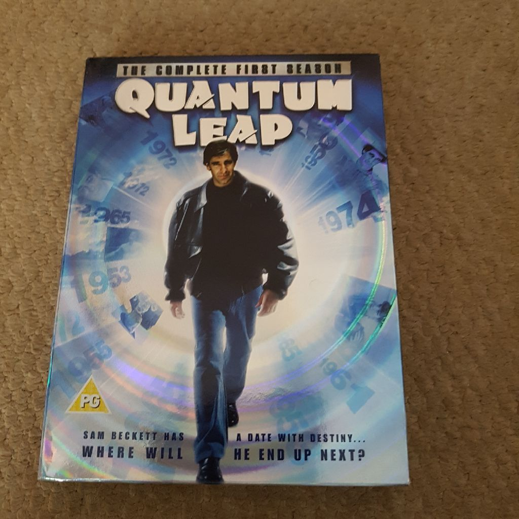 Quantum Leap: The Complete First Season Dvd