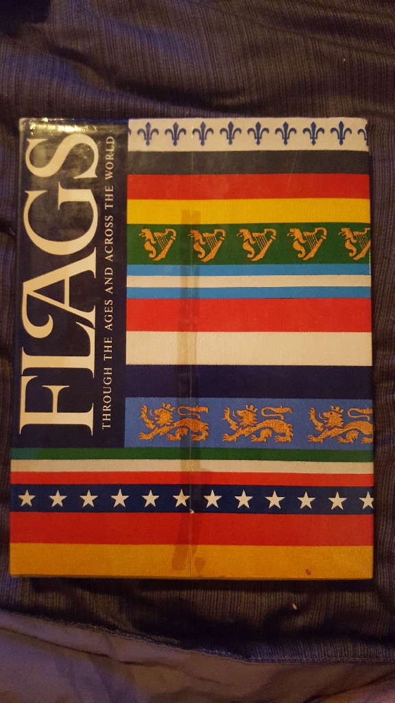Flags throughout the years and across the world 1975
