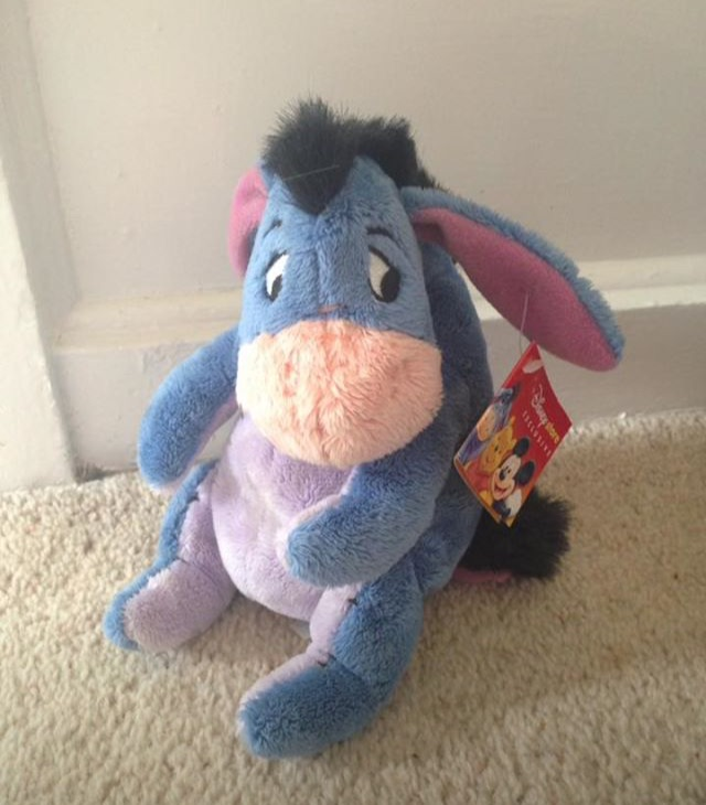 Disney Exclusive Eeyore Teddy