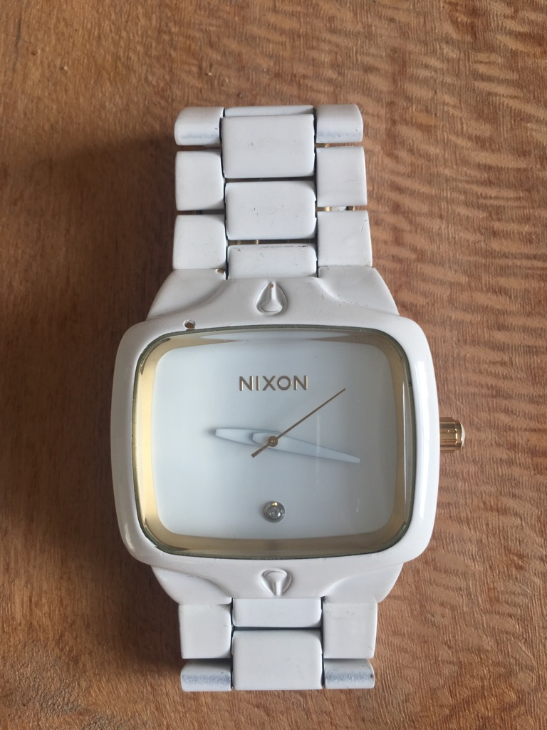 Men's Nixon watch