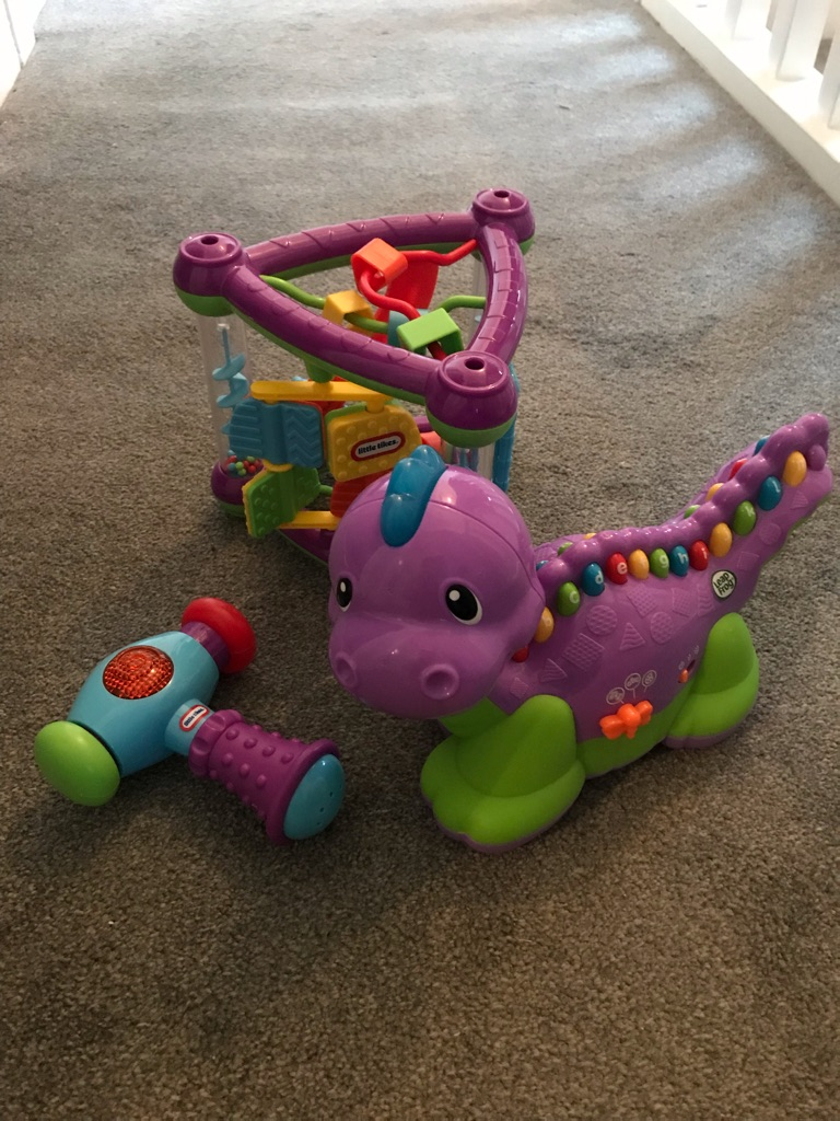 Fisher price and leapfrog bundle