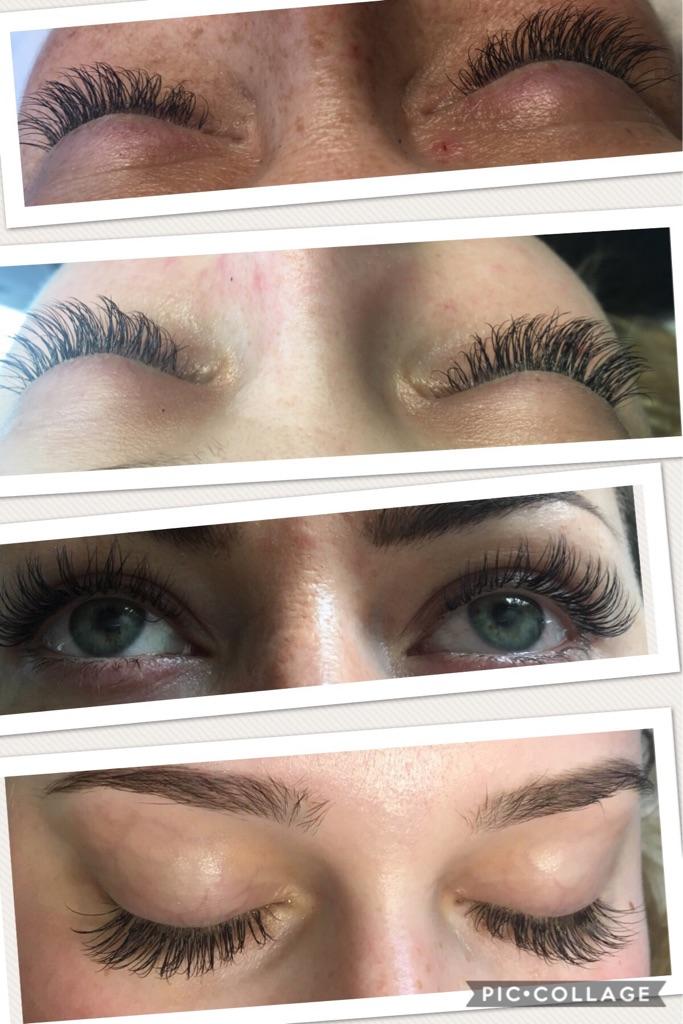 1:1 mink eyelashes extension