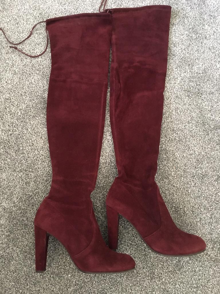 Stuart for weitzman boots