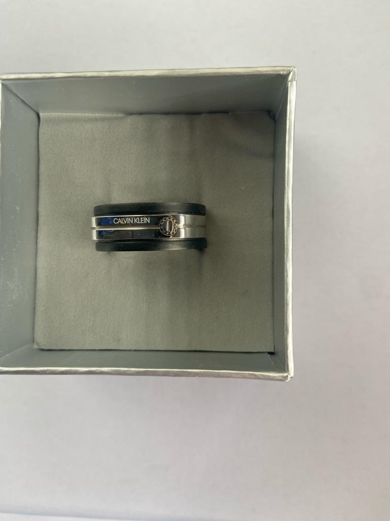 Men's Calvin Klein Ring