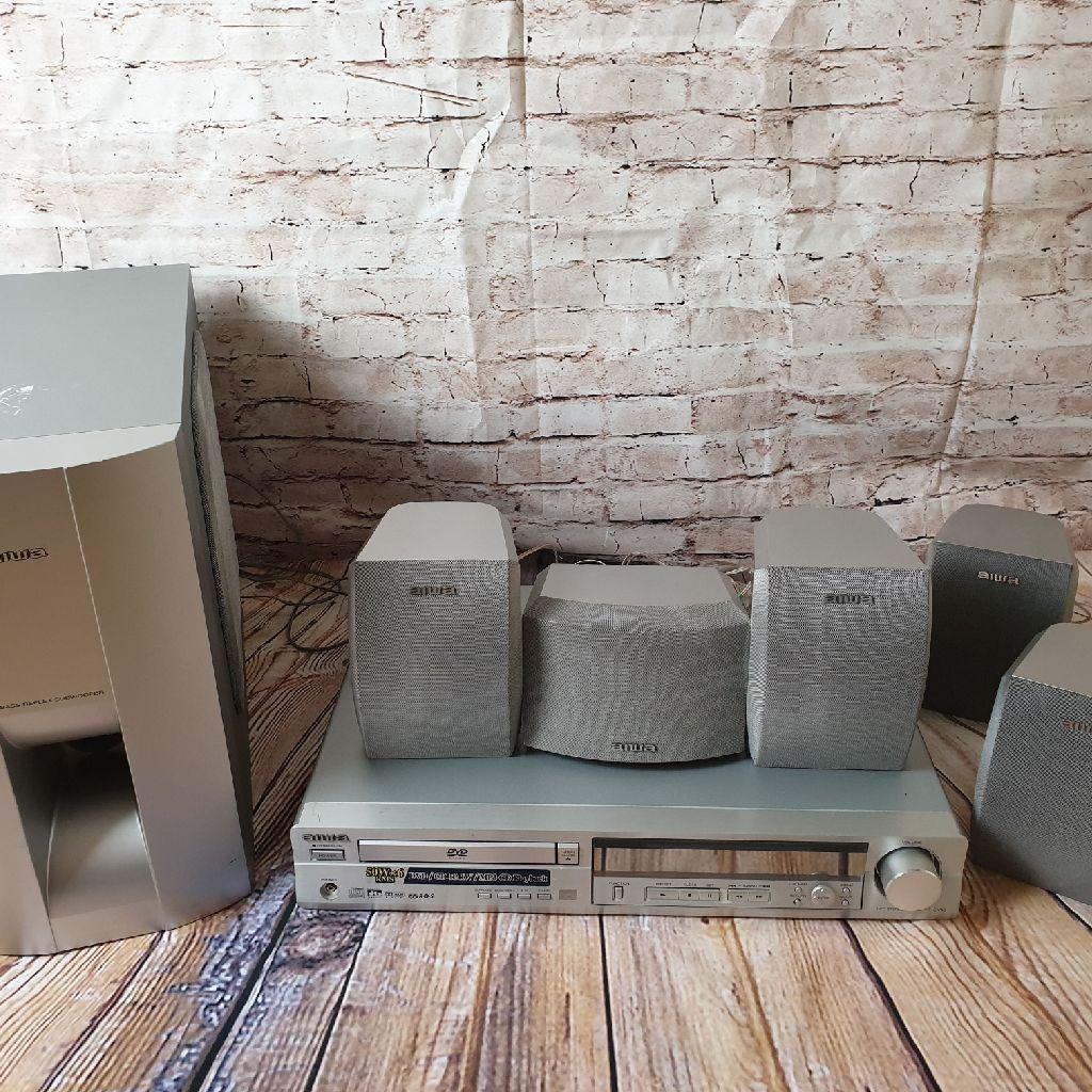 Aiwa Home Cinema System HT-DV90