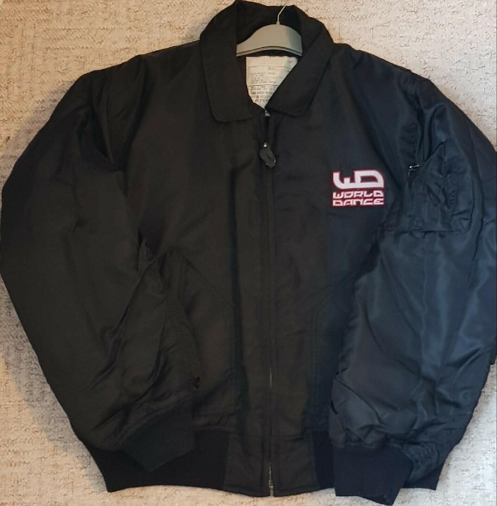 World dance ma2 jacket