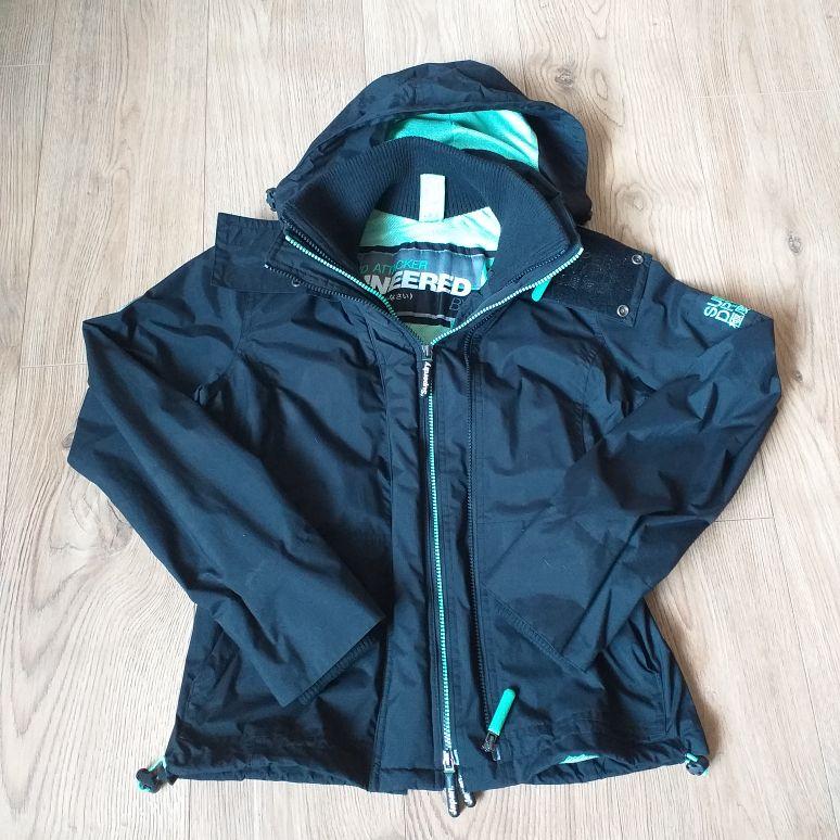 Womens superdry jacket, medium