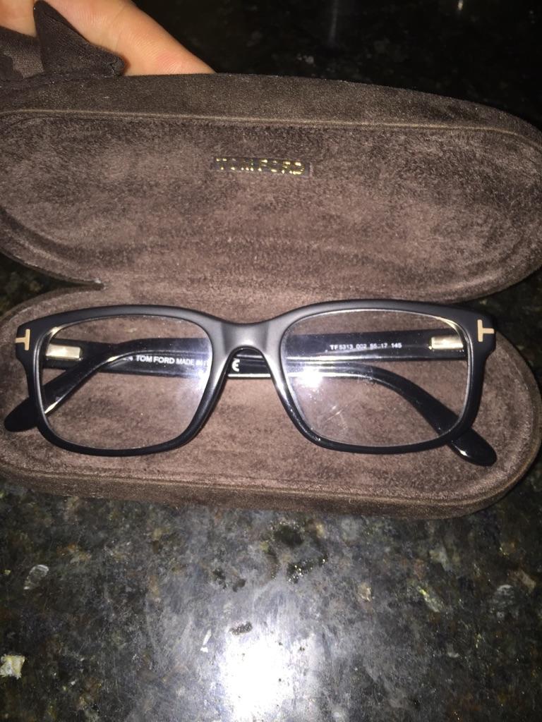 Tom Ford Glass Frames