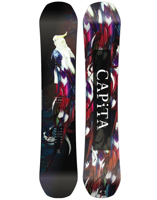 Capita Birds of a Feather Snowboard Womens
