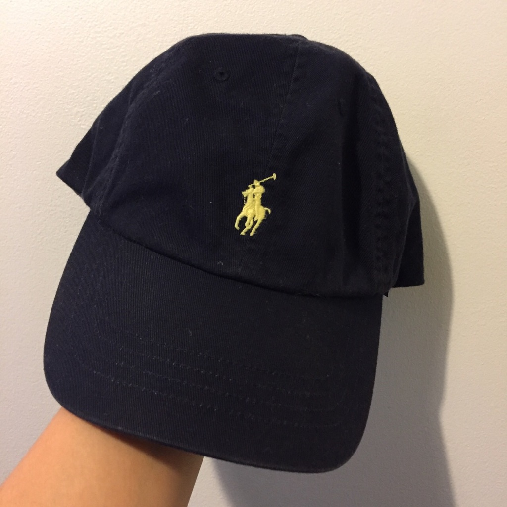 Ralph Lauren baseball hat