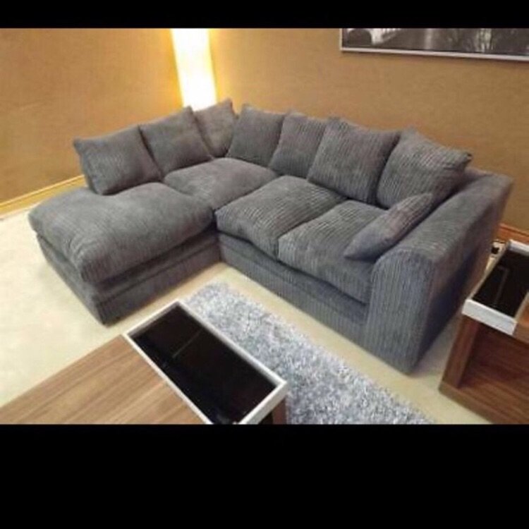 Brand new Dylan jumbo cord sofa for sale available in different colours