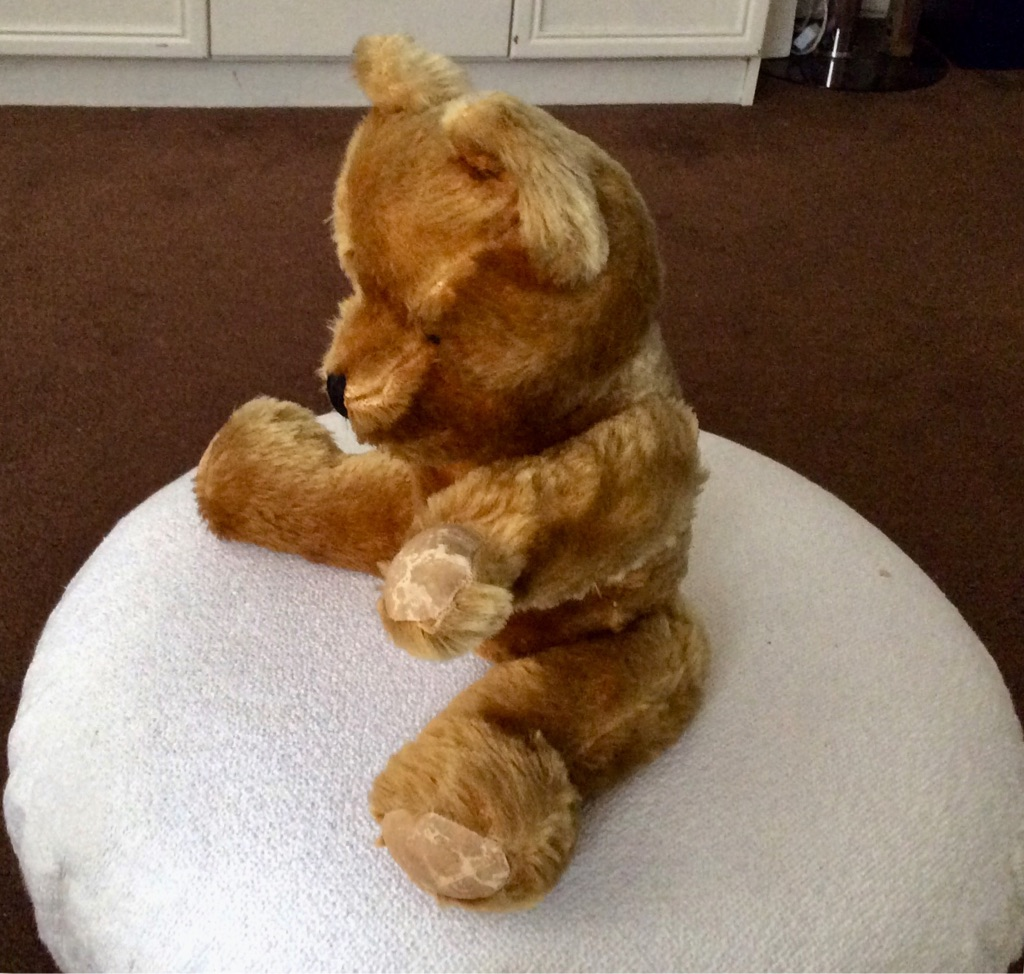 VINTAGE TEDDY FOR PETS
