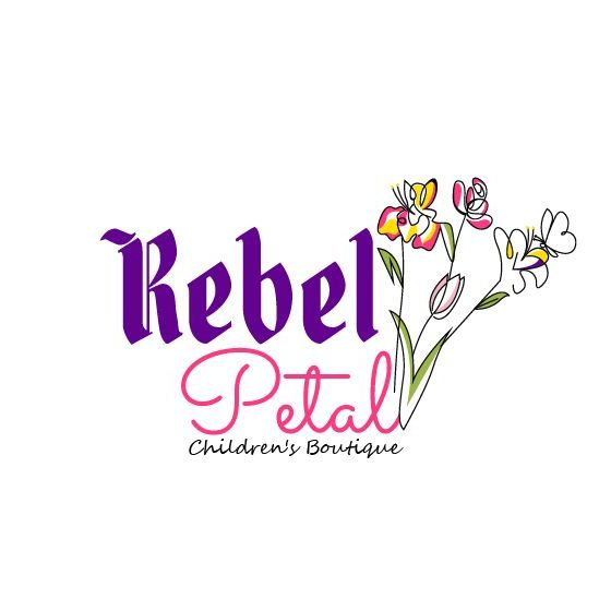 NEW Children's Boutique Rebel Rebel Petal
