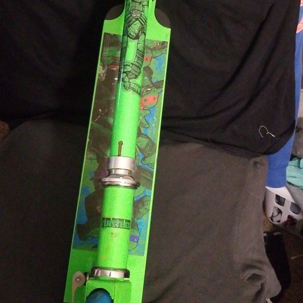 Tmnt scooter